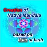 About native mandalas