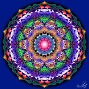 Enlarge Matrix of creation Photo