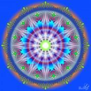 Enlarge Inner blue Photo