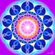 Enlarge Purple planet Photo