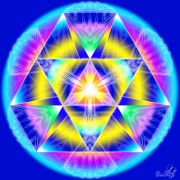 Enlarge Sacred triangle Photo