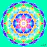 Enlarge Sacred hexagon Photo