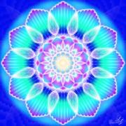 Enlarge Radiant chakra Photo