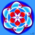 Albastru - culoarea relaxarii