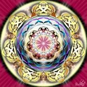 Mareste Poza Mandala Celtica