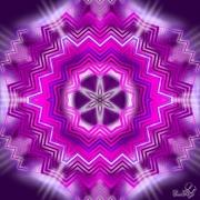 Mareste Poza Paternuri Violet