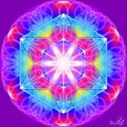 Mareste Poza Mandala lui Metatron