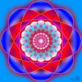 Mandala floare