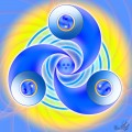 Vortex yin-yang